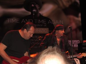 bands reunited Pat Dinizio tribute