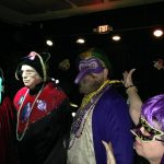 Mardi Gras fun : costume contest