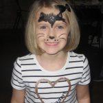 Mardi Gras fun: face painting
