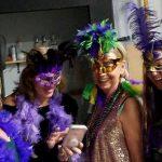Mardi Gras fun ladies night