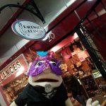 Mardi Gras fun: puppet show