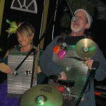 Mardi Gras fun: Hot Take Out band Stevo Nelson