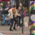 Mardi Gras fun: Speakeasy band