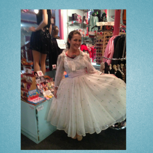 Happy customers 50s dress