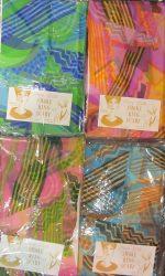 vintage silk scarves psychedelic print