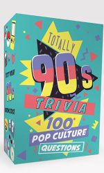 90s trivia game cards