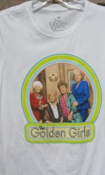 Golden Girls tee shirt