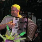 Mardi Gras events accordian