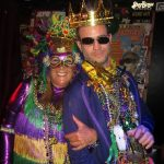 Mardi Gras events: King & queen
