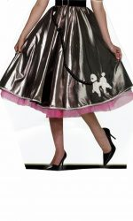 fancy adult poodle skirt