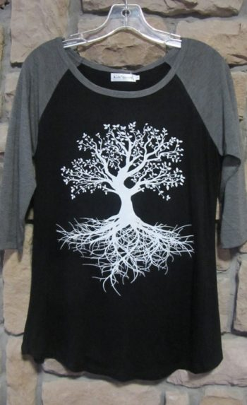 Tree of Life shirt with long sleeves