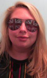 British Union Jack sunglasses