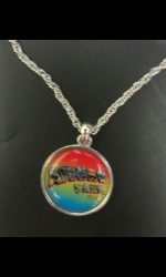 City of Asbury Park necklace Greetings from Asbury Park necklace