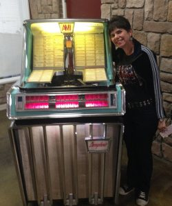 Goodbye to our vintage jukebox