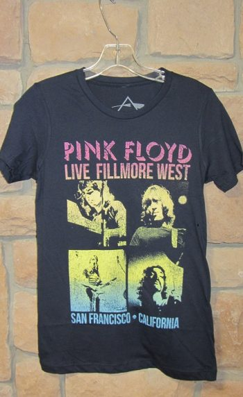Pink Floyd 70s Fillmore West