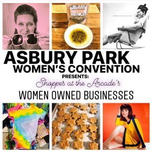 Womens convention events at the Shoppes at the Arcade