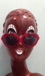 Lips sunglasses