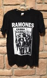 The Ramones t-shirt Ramones photo shirt
