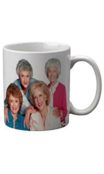 Golden Girls retro coffee mugs