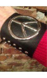peace bracelet wristband