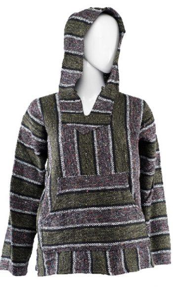 Baja pullover hoodie